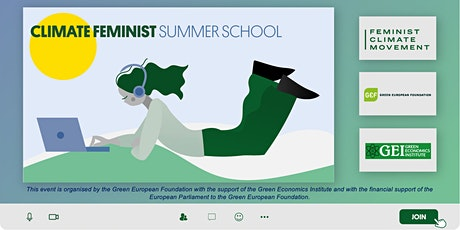 Climate Feminist Weekend  Summer School tickets