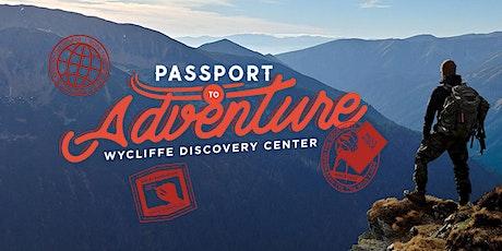 Passport to Adventure 2022 tickets