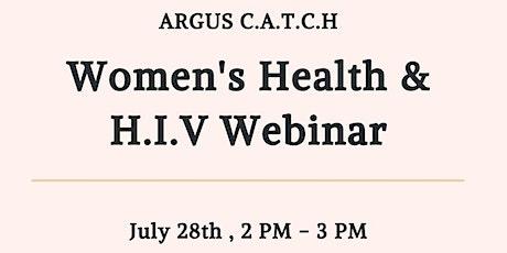 Women's Health & H.I.V Webinar tickets