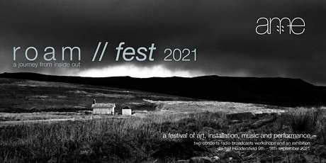 roam festival saturday with  Rebekah Alero and Rhodri Davies : 11/09/2021 tickets