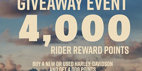 4000 Point Weekend tickets