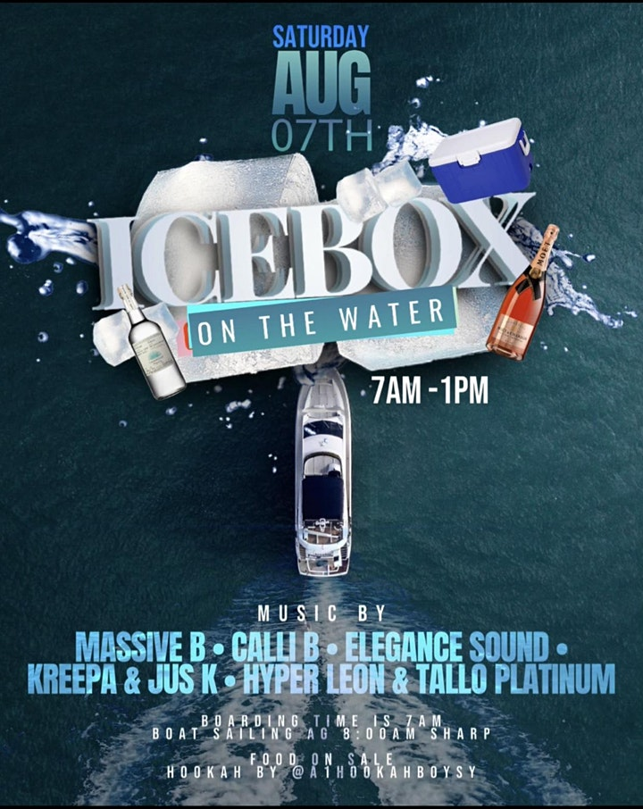 ICE BOX ON THE WATER image
