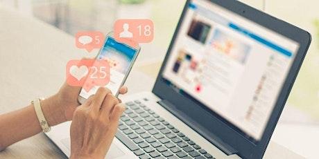 InvestNI - Maximising Social Media tickets