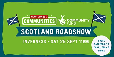 Scotland Roadshow - Inverness! tickets