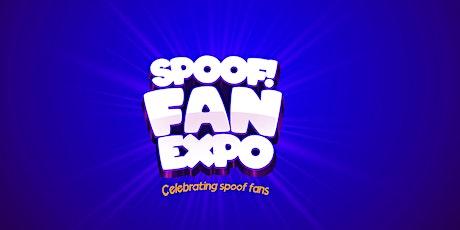Spoof Fan Expo billets