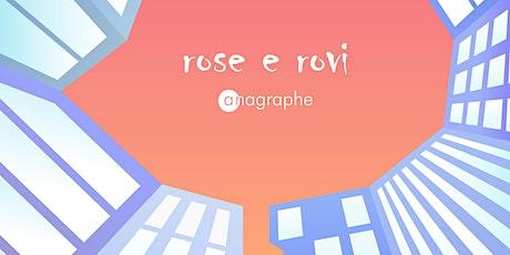 Anagraphe Live (Rose e Rovi) biglietti