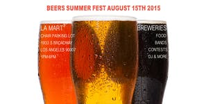 BEERS Fest Commemorative Pint Glass