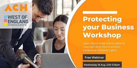 Protecting your Business Workshop tickets