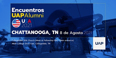 Encuentros UAPalumni - Chattanooga tickets