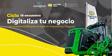 """Ciclo: """"Digitaliza tu negocio"""" boletos"""