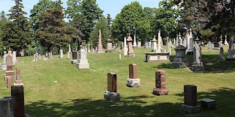 Union Cemetery Tour tickets