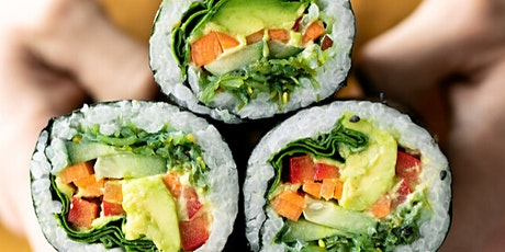 In-person class: Hand-Rolled Sushi Classics (Chicago) tickets