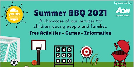 The Youth Commission Summer Barbecue 2021 tickets