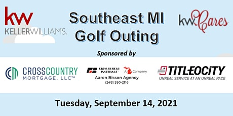 KW Southeast Michigan Golf Outing tickets