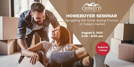 Homebuyer Seminar: Navigating the Home Buying Process in Today's Market tickets