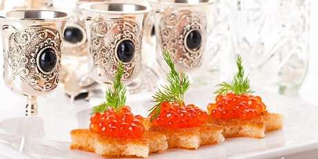 Caviar & Champagne Brunch tickets