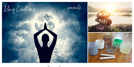 Full Moon Celebration- Aug. 22nd / Yoga Nidra, Sound Bath + tickets