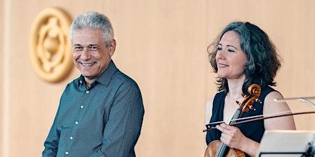 Duo Ingolfsson-Stoupel stellt ihre neueste CD vor! Tickets