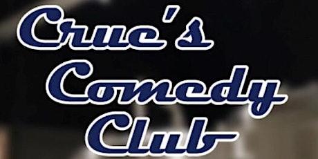 Crue's Comedy Club tickets