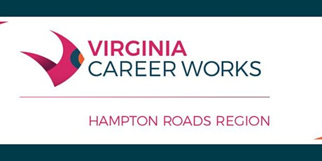 Virginia Career Works- Using Social Media for Job Search tickets