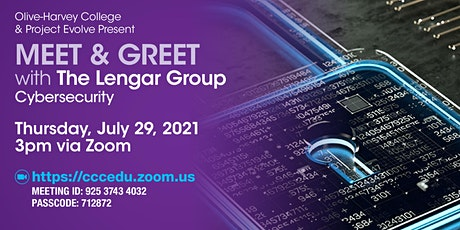 Meet & Greet with The Lengar Group tickets