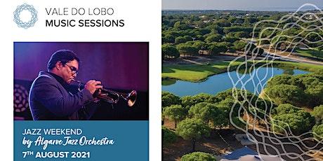 JAZZ  weekend by the Algarve Jazz Orchestra 4TET bilhetes