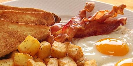 August 2021 Hot Topics Breakfast tickets