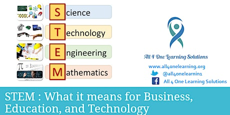 STEM : What it means for Business, Education, and Technology tickets