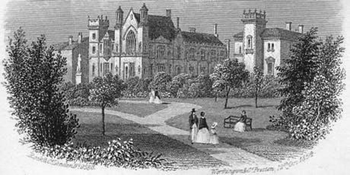 A Regency Promenade: Winckley Square and beyond  Guided Walk image