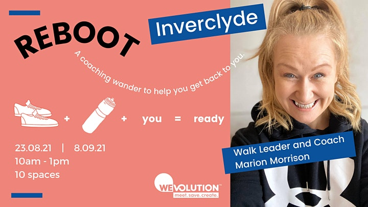 Reboot -  Inverclyde - by WEvolution image