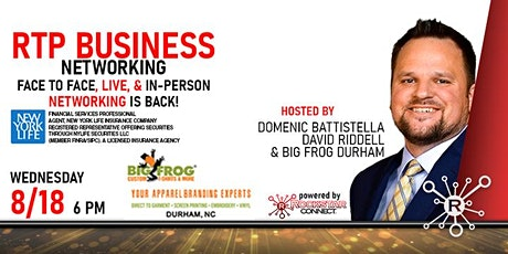 Free RTP Business Rockstar Connect Networking Event (August, RTP) tickets