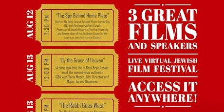 Uptown Jewish Film 2021 tickets