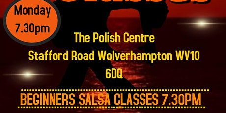 Monday Night Salsa Lessons tickets