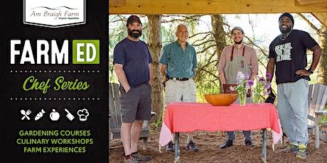 FarmED Chef Series: Pesto, Pistou, and Chimmichurri tickets
