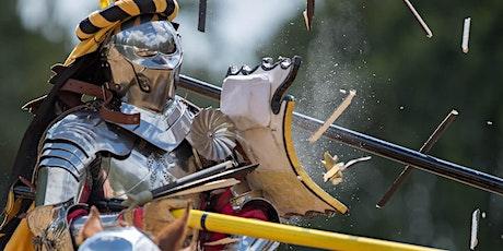 Tudor Tournament | Saturday 28 - Monday 30 August tickets