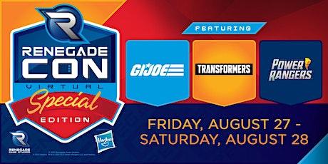 Renegade Con - Special Edition ingressos