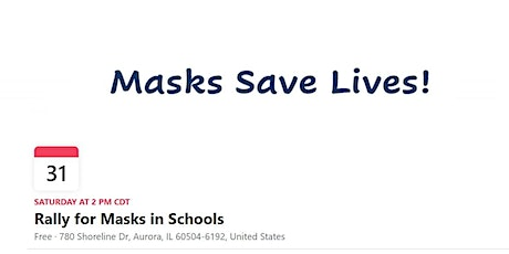 Rally for Masks in Illinois Schools tickets