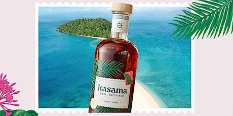 Kasama Rum Tasting & Happy Hour tickets