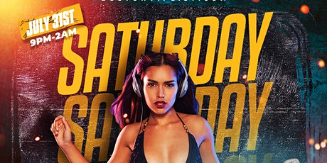 Saturday Takeover tickets