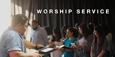 Worship Service - July 31st, 2021 tickets