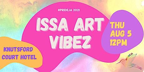 Issa Art Vibez tickets