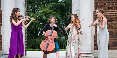 """Oakmont Musicivic: Quartet Salonnières """"Mozart & Vivaldi"""" tickets"""