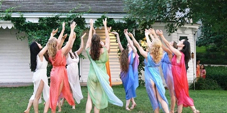 """Lori Belilove's Isadora Duncan Dance Company presents """"As the River Flows"""" tickets"""