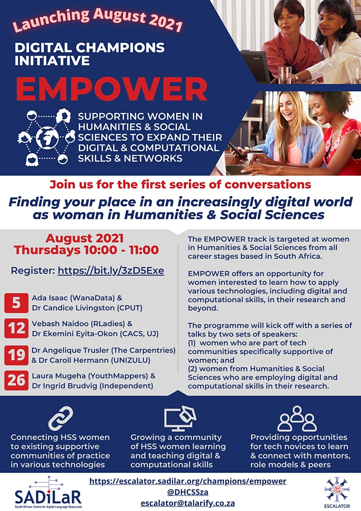 Finding your place as woman in an increasingly digital world image