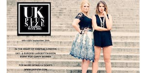 UK Plus Size Fashion Weekend