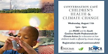 Children's Health & Climate Change tickets