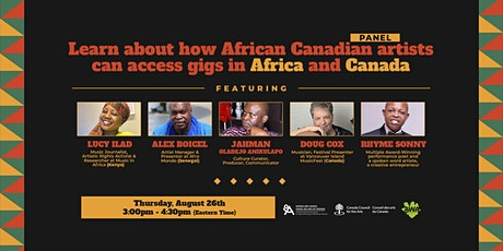 African Music Export Panel Discussion Tickets