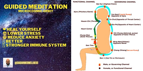 FREE: Feel Energized, Rested, Healed with this Microcosmic Orbit Meditation tickets