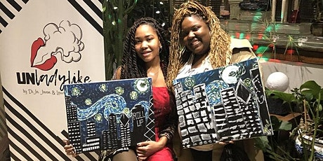 Unladylike Presents: Sip & Paint tickets