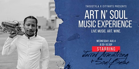 Art N' Soul Music Experience tickets